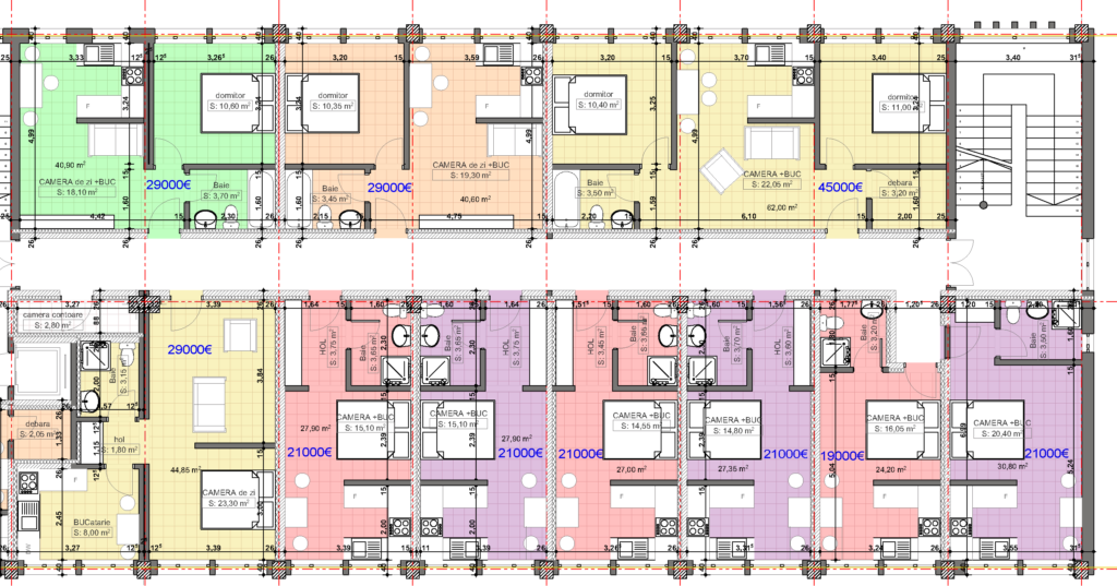 university-residence-plan-nivel-dreapta